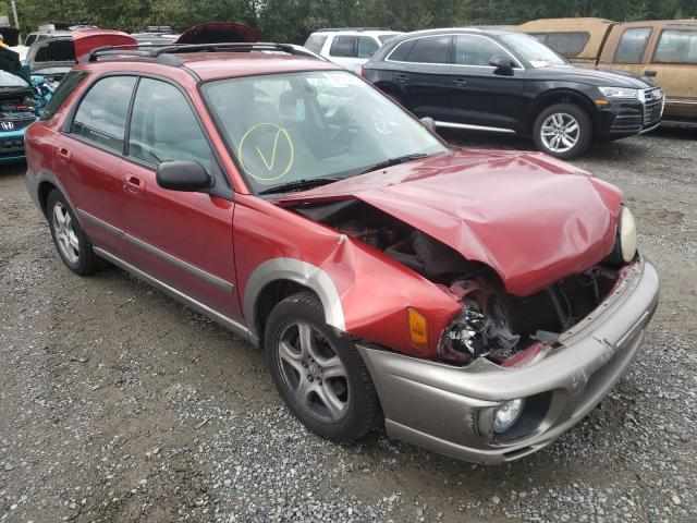 Subaru Vehiculos salvage en venta: 2003 Subaru Impreza OU