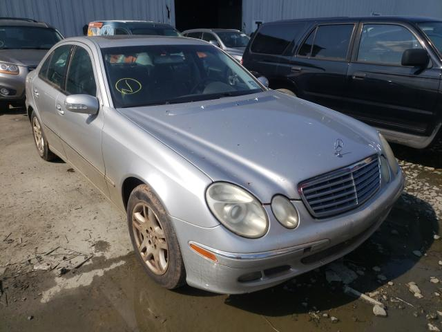 Salvage cars for sale from Copart Windsor, NJ: 2006 Mercedes-Benz E 350 4matic