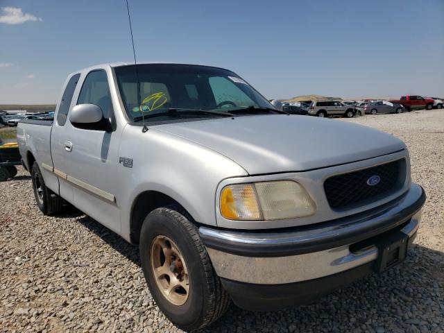 Ford F-150 salvage cars for sale: 1997 Ford F-150