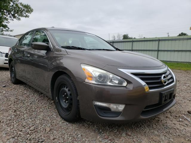 Salvage cars for sale from Copart Central Square, NY: 2013 Nissan Altima 2.5