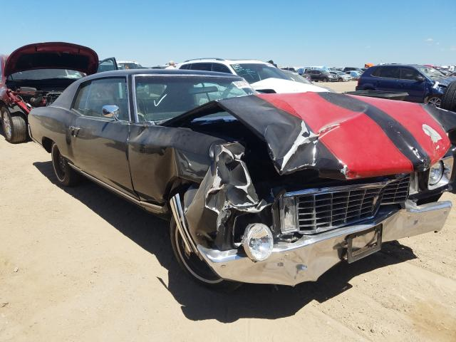 Chevrolet UK salvage cars for sale: 1972 Chevrolet UK