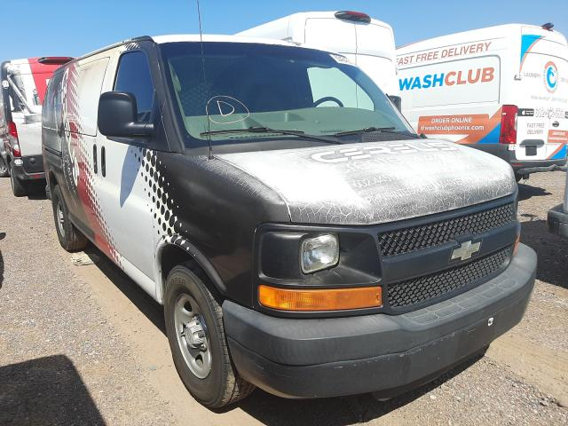 Salvage cars for sale from Copart Phoenix, AZ: 2008 Chevrolet Express G1