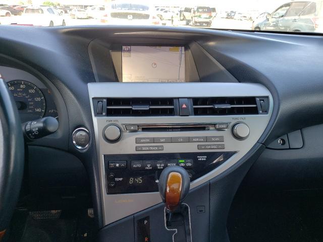 2011 LEXUS RX 350 JTJZK1BA1B2004852