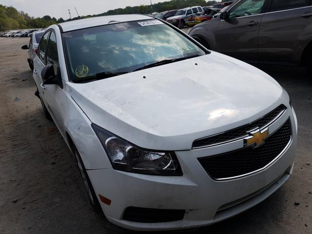 Salvage cars for sale from Copart Glassboro, NJ: 2011 Chevrolet Cruze LS