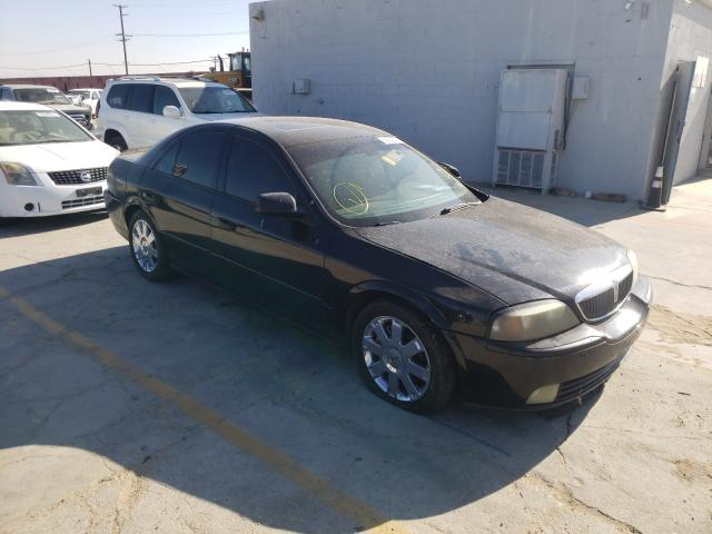 Salvage cars for sale from Copart Sun Valley, CA: 2004 Lincoln LS