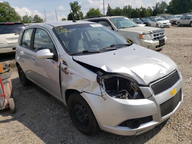 Salvage cars for sale from Copart Lansing, MI: 2009 Chevrolet Aveo LS