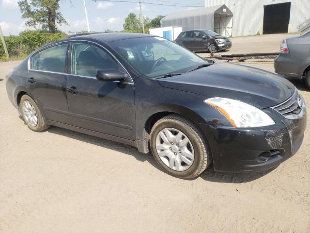 Salvage cars for sale at Montreal Est, QC auction: 2010 Nissan Altima Base