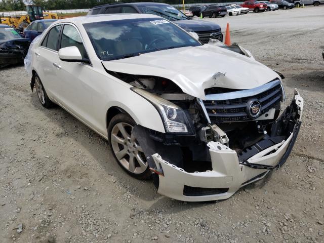 Cadillac Vehiculos salvage en venta: 2013 Cadillac ATS