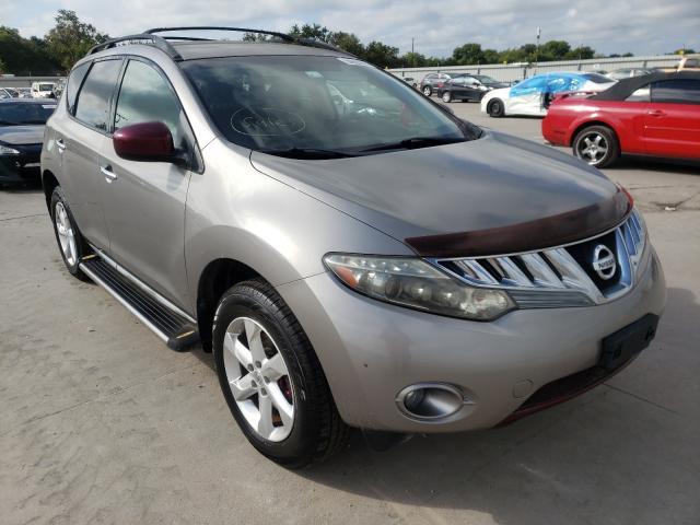 Vehiculos salvage en venta de Copart Wilmer, TX: 2010 Nissan Murano S