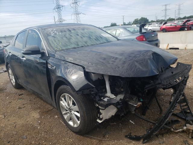 KIA Optima salvage cars for sale: 2016 KIA Optima