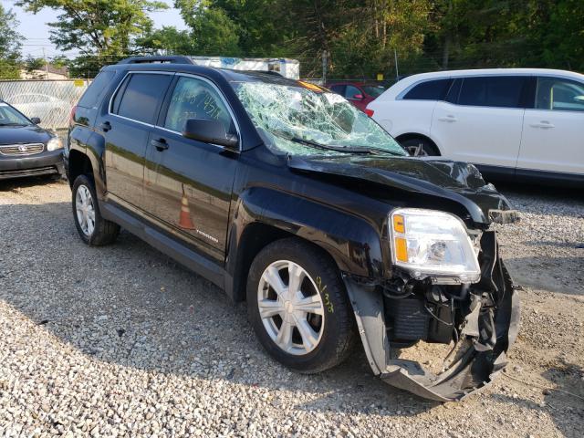 GMC Terrain salvage cars for sale: 2017 GMC Terrain