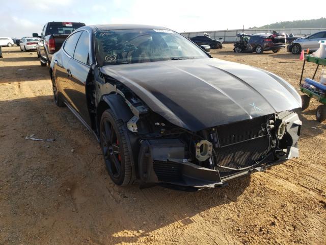 Vehiculos salvage en venta de Copart Longview, TX: 2015 Maserati Quattropor
