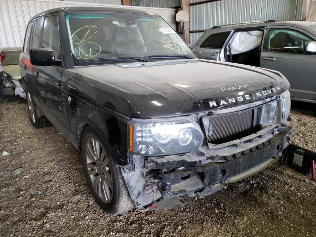 Land Rover Vehiculos salvage en venta: 2011 Land Rover Range Rover