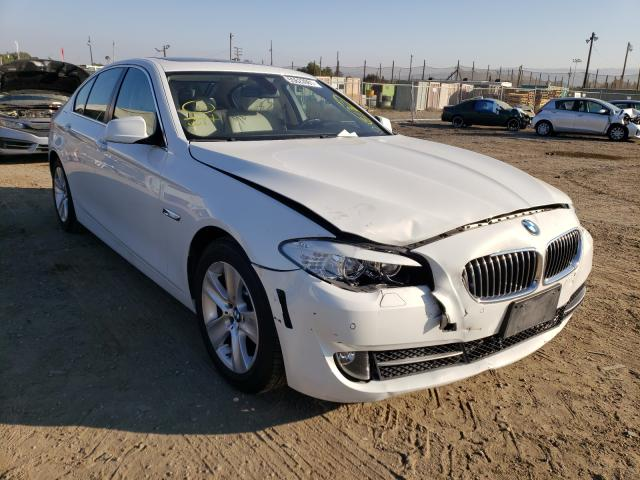 Salvage cars for sale from Copart San Martin, CA: 2011 BMW 528 I