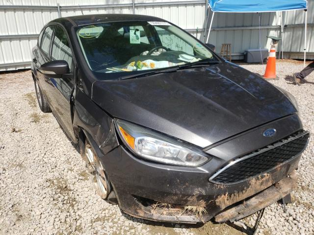 Salvage cars for sale from Copart Knightdale, NC: 2016 Ford Focus SE