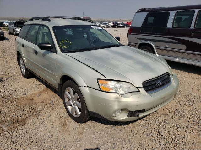 2006 Subaru Legacy Outback en venta en Magna, UT
