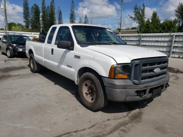Vehiculos salvage en venta de Copart Miami, FL: 2007 Ford F350 SRW S