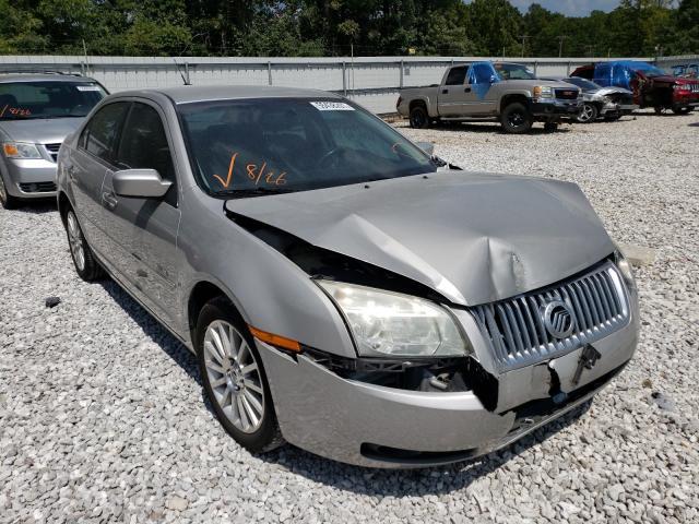 Mercury salvage cars for sale: 2008 Mercury Milan Premium