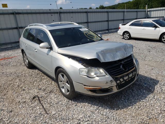 Salvage cars for sale at Prairie Grove, AR auction: 2009 Volkswagen Passat