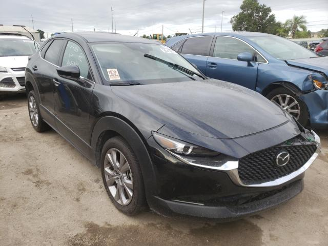 Salvage cars for sale from Copart Riverview, FL: 2021 Mazda CX-30 Sele