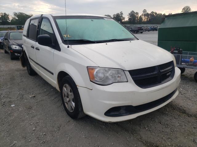 2012 Dodge RAM Van en venta en Spartanburg, SC