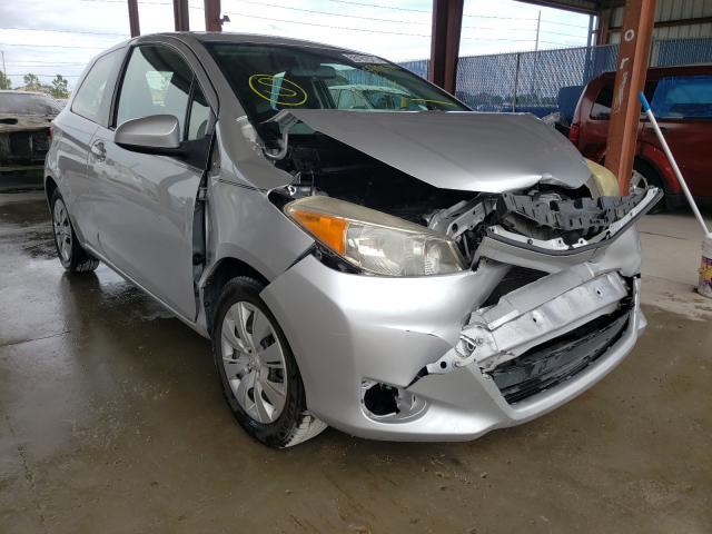 Toyota Yaris salvage cars for sale: 2012 Toyota Yaris