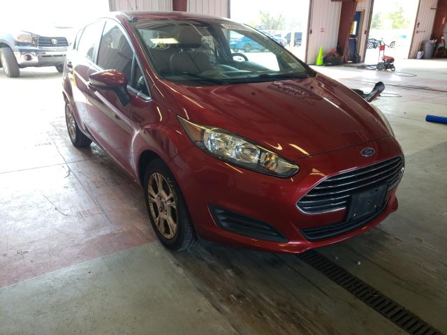 Ford Fiesta salvage cars for sale: 2014 Ford Fiesta