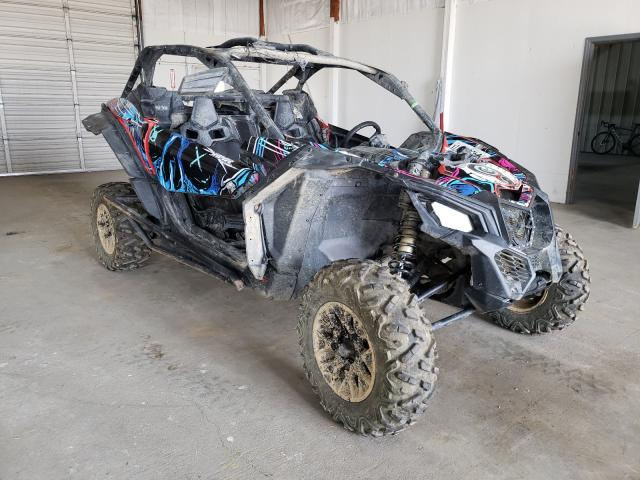 Salvage cars for sale from Copart Lexington, KY: 2018 Can-Am Maverick X