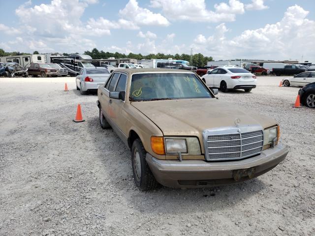 1986 Mercedes-Benz 420 SEL en venta en Houston, TX