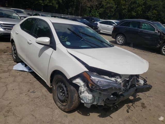 Vehiculos salvage en venta de Copart Austell, GA: 2019 Toyota Corolla L