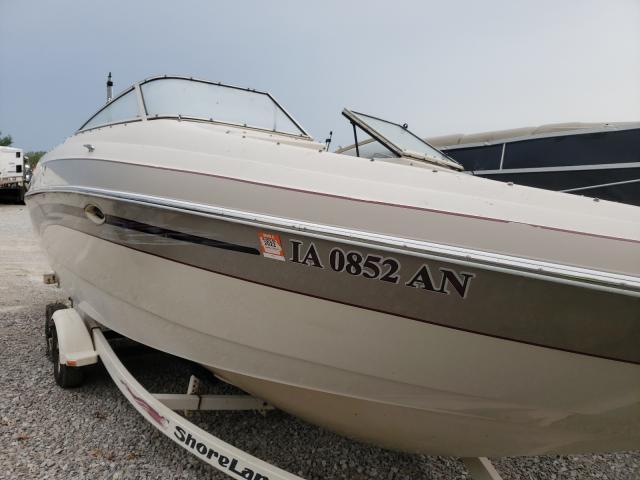 Larson salvage cars for sale: 1998 Larson Boat