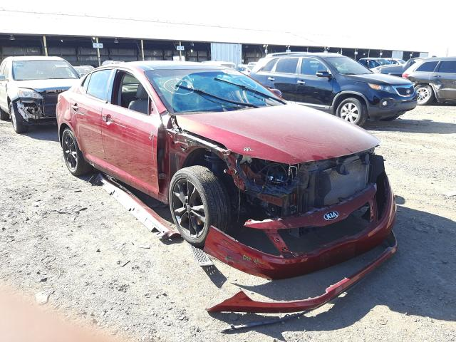 Salvage cars for sale from Copart Phoenix, AZ: 2013 KIA Optima EX