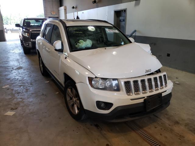 Salvage cars for sale from Copart Sandston, VA: 2014 Jeep Compass LA