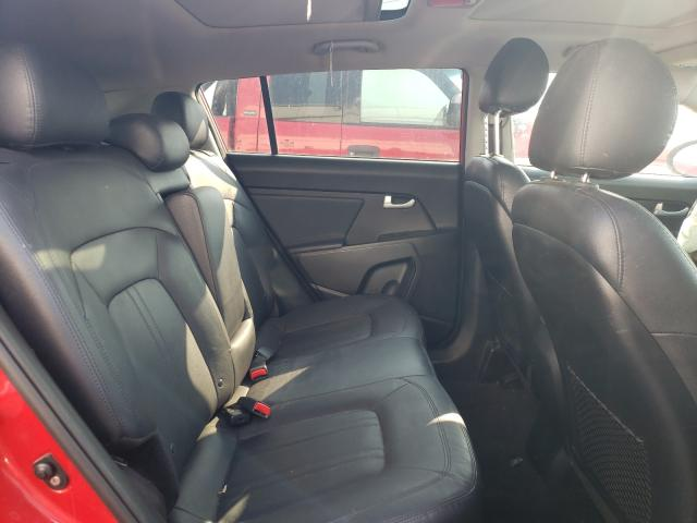 2013 KIA SPORTAGE S KNDPCCA65D7505457