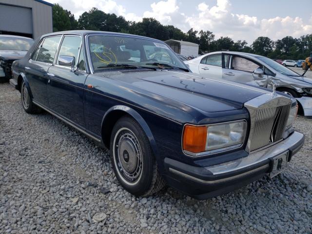 Rolls-Royce salvage cars for sale: 1993 Rolls-Royce Silver SPU