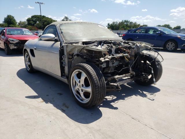 Vehiculos salvage en venta de Copart Wilmer, TX: 1999 Porsche Boxster