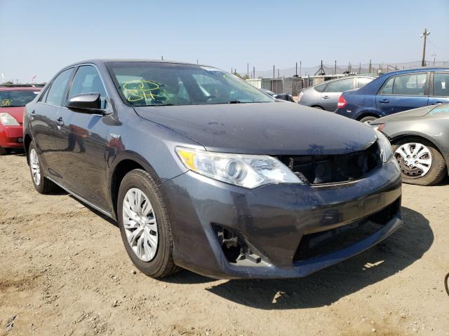 Salvage cars for sale from Copart San Martin, CA: 2012 Toyota Camry Hybrid