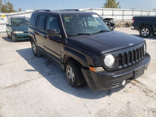 Jeep Patriot salvage cars for sale: 2011 Jeep Patriot