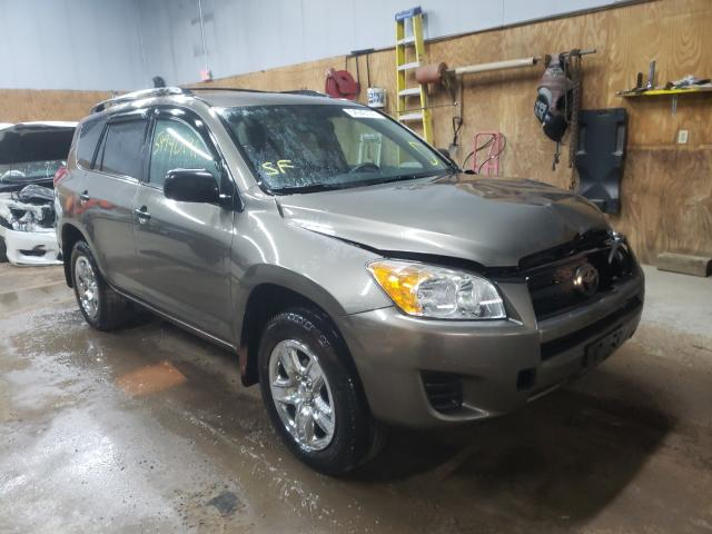 Salvage cars for sale from Copart Kincheloe, MI: 2010 Toyota Rav4