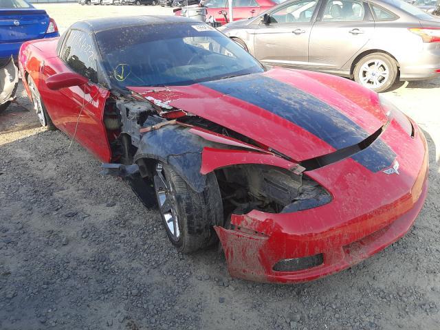 Chevrolet Corvette salvage cars for sale: 2008 Chevrolet Corvette