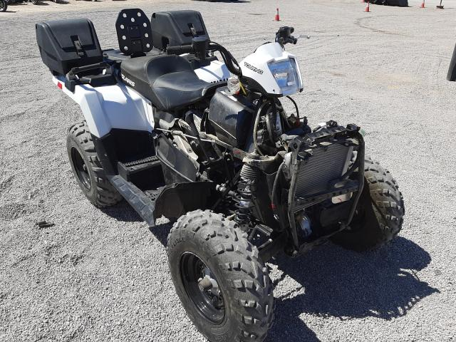 Salvage cars for sale from Copart Las Vegas, NV: 2014 Polaris Sportsman