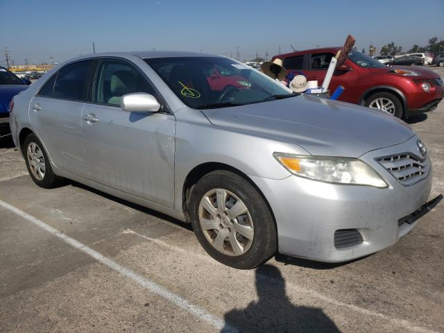 Salvage cars for sale from Copart Sun Valley, CA: 2011 Toyota Camry