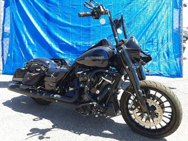 Salvage cars for sale from Copart Phoenix, AZ: 2019 Harley-Davidson Flhrxs