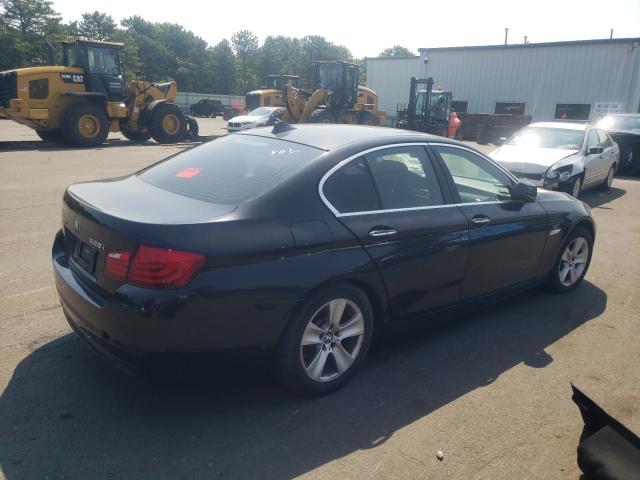 2013 BMW 528 XI WBAXH5C59DDW14553