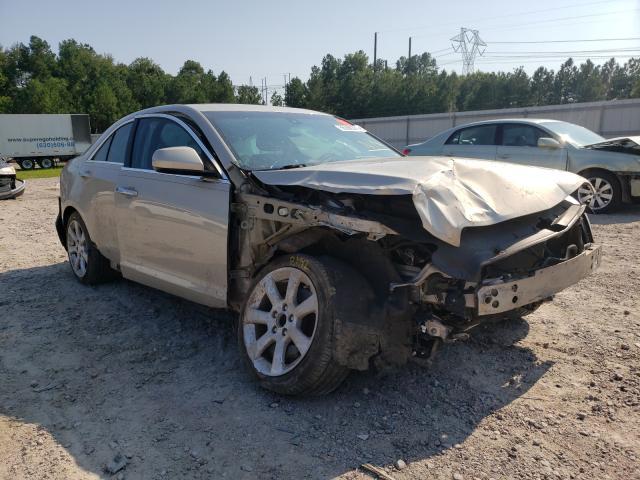 Vehiculos salvage en venta de Copart Charles City, VA: 2013 Cadillac ATS