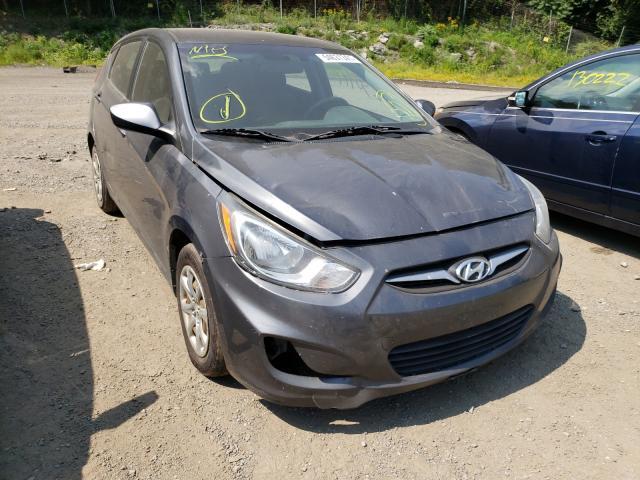 Hyundai Accent salvage cars for sale: 2012 Hyundai Accent
