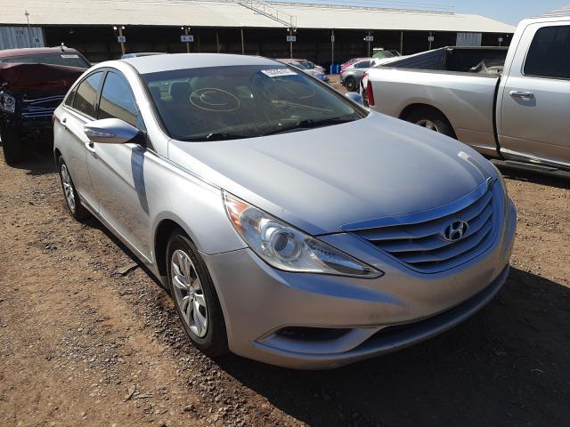 Salvage cars for sale from Copart Phoenix, AZ: 2011 Hyundai Sonata GLS