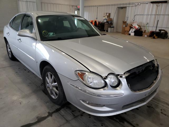 Buick Lacrosse salvage cars for sale: 2009 Buick Lacrosse