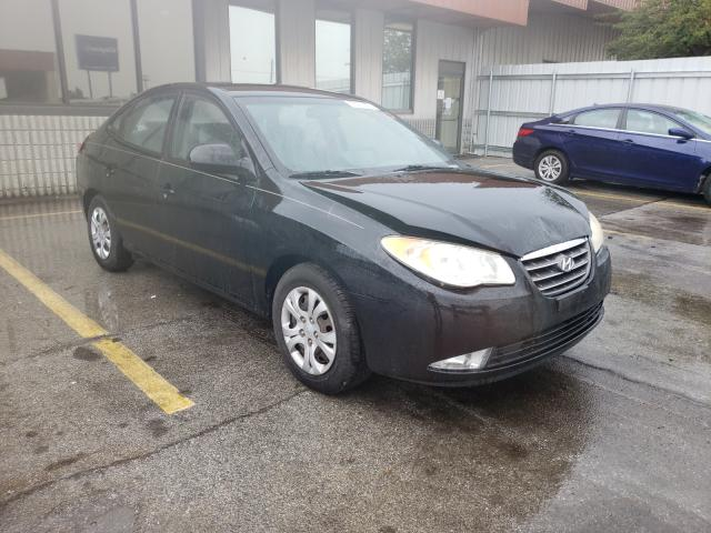Salvage cars for sale from Copart Fort Wayne, IN: 2009 Hyundai Elantra GL