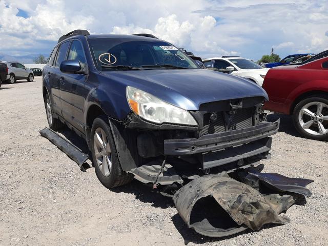 Subaru salvage cars for sale: 2013 Subaru Outback 2